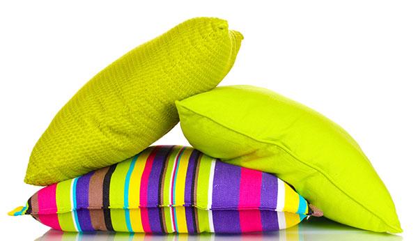 Клопы в подушках как вывести